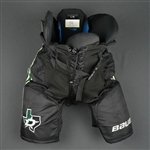 Benn, Jamie<br>Bauer One95 Pants<br>Dallas Stars 2014-15<br>#14 Size: Large