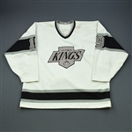 Druce, John * <br>White<br>Los Angeles Kings 1993-94<br>#19 Size: 54