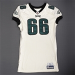 Reynolds, Dallas<br>White - Preseason<br>Philadelphia Eagles 2009<br>#66 Size: 52-O