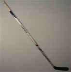 Albelin, Tommy<br>Warrior Dynasty AX1 LT Stick<br>New Jersey Devils