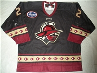 Galivan, Pat<br>Black Set 1<br>Gwinnett Gladiators 2010-11<br>#22 Size: 54