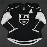 Carter, Jeff<br>Black Set 2 w/A<br>Los Angeles Kings 2015-16<br>#77 Size: 56