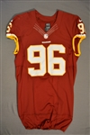 Cofield Jr., Barry<br>Burgundy Regular Season<br>Washington Redskins 2014<br>#96 Size: 48 LINE