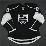 Doughty, Drew<br>Black Set 2<br>Los Angeles Kings 2015-16<br>#8 Size: 56