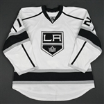 Gaborik, Marian<br>White Set 2<br>Los Angeles Kings 2015-16<br>#12 Size: 56