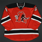Cohen, Matt<br>Red (RBK 2.0) - CLEARANCE<br>Lowell Devils 2008-10<br>#6 Size: 58