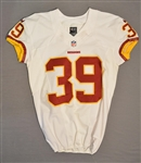 Amerson, David<br>White Regular Season<br>Washington Redskins 2014<br>#39 Size: 42 SKILL