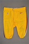 Cofield, Barry<br>Yellow Pants<br>Washington Redskins 2014<br>#96 Size: 44