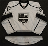 Andreoff, Andy<br>White Set 1<br>Los Angeles Kings 2014-15<br>#15 Size: 56