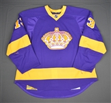 Clifford, Kyle * <br>Vintage Set 1 - Photo-Matched<br>Los Angeles Kings 2011-12<br>#13 Size: 58