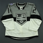 Gaborik, Marian<br>White - Stadium Series Period 2<br>Los Angeles Kings 2014-15<br>#12 Size: 56