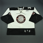 Sauer, Billy<br>White Set 2<br>Las Vegas Wranglers 2010-11<br>#39 Size: 58G