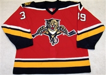 Novoseltsev, Ivan<br>Third Set 1<br>Florida Panthers 2003-04<br>#39 Size: 56