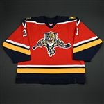 Shields, Steve<br>Third Set 2<br>Florida Panthers 2003-04<br>#31 Size: 60G