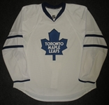 Blank - No Name or Number<br>White (RBK Edge Version 1.0) - CLEARANCE, FINAL SALE<br>Toronto Maple Leafs <br>Size: 58