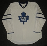 Blank - No Name or Number<br>White (RBK Edge Version 1.0) - CLEARANCE, FINAL SALE<br>Toronto Maple Leafs <br>Size: 60