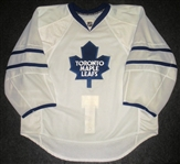 Blank - No Name or Number<br>White (RBK Edge Version 2.0) - CLEARANCE, FINAL SALE<br>Toronto Maple Leafs <br>Size: 58+G
