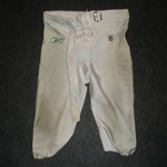 Herremans, Todd * <br>1960 White and Kelly Green Throwback Pants<br>Philadelphia Eagles 2010<br>#79