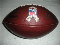 Game-Used Football<br>Game-Used Football from November 16, 2014 vs. Tampa Bay Buccaneers w/Military Ribbon<br>Washington Redskins 2014