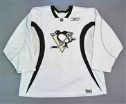 Christensen, Erik * <br>White- Practice - CLEARANCE<br>Pittsburgh Penguins 2005-08<br>#16 Size: 56