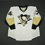 Despres, Simon * <br>White set 1 - Photo-Matched<br>Pittsburgh Penguins 2013-14<br>#47 Size: 58