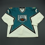 Shanahan, Brendan * <br>Teal Eastern Conference<br>NHL All Star 1995-96<br>#94 Size: 56