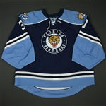 Clemmensen, Scott * <br>Alternate - Set 1 - Photo-Matched<br>Florida Panthers 2011-12<br>#30 Size: 58+G