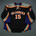 Parenteau, PA * <br>Third<br>New York Islanders 2011-12<br>#15 Size: 56