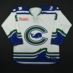 Anderson, Kaycie<br>White Set 1 <br>Connecticut Whale 2017-18<br>#9 Size: LG