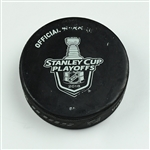 Vegas Golden Knights Warmup Puck<br>2018 Stanley Cup Final, Game 2  - May 30, 2018 vs. Washington Capitals<br> 2017-18