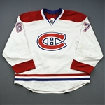 Pacioretty, Max *<br>White- Eastern Conference Finals - Photo-Matched<br>Montreal Canadiens 2013-14<br>#67 Size: 56