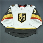 Lagace, Maxime<br>White Set 1<br>Vegas Golden Knights 2018-19<br>#33 Size: 58G