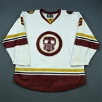 Schurhamer, Eric<br>MARVEL Star Lord Game-Worn Jersey w/Socks - December 15, 2018 at Adirondack Thunder<br>Columbus Blue Jackets 2018-19<br>#5 Size: 54