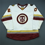 Sullivan, Joe<br>MARVEL Star Lord Game-Worn Jersey w/Socks - December 15, 2018 at Adirondack Thunder<br>Columbus Blue Jackets 2018-19<br>#20 Size: 56
