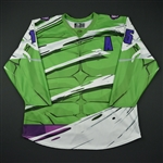 Brown, Tyler<br>Green - Hulk Jersey - Autographed<br>Reading Royals 2017-18<br>#15 Size: 56