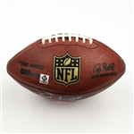 Favre, Brett *<br>Game-Used Football from 11/30/08 vs. Denver Broncos - Autographed and Inscribed<br>New York Jets 2008<br>