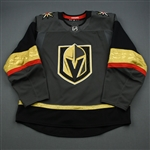 Blank - No Name or Number<br>Gray - (Adidas adizero) - CLEARANCE<br>Vegas Golden Knights <br> Size: 54