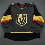 Blank - No Name or Number<br>Gray - (Adidas adizero) - CLEARANCE<br>Vegas Golden Knights <br> Size: 56