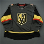 Blank - No Name or Number<br>Gray - (Adidas adizero) - CLEARANCE<br>Vegas Golden Knights <br> Size: 60