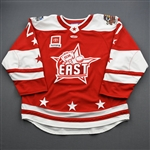 Pecararo, Liam<br>Red All-Star - Game-Issued<br>East All-Star 2019-20<br>#27 Size: 2XL