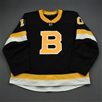 Bjork, Anders<br>Third Set 1<br>Boston Bruins 2019-20<br>#10 Size: 56