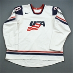Shannon, Ryan *<br>White World Championship<br>Team USA 2011<br>#26 Size: 58