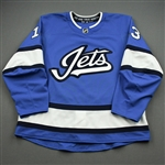 Tanev, Brandon *<br>Third  - Autographed<br>Winnipeg Jets 2018-19<br>#13 Size: 56