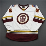 Cammarata, Taylor<br>MARVEL Star Lord w/Socks - Worn March 6, 2020 @ Atlanta Gladiators <br>Orlando Solar Bears 2019-20<br>#85 Size: 54