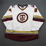 Cianfrone, Bryson<br>MARVEL Star Lord w/Socks - Worn March 6, 2020 @ Atlanta Gladiators <br>Orlando Solar Bears 2019-20<br>#93 Size: 56