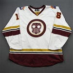 Lipanov, Alexey<br>MARVEL Star Lord w/Socks - Worn March 6, 2020 @ Atlanta Gladiators <br>Orlando Solar Bears 2019-20<br>#18 Size: 54