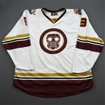 Schartz, Zane<br>MARVEL Star Lord (Game-Issued) - March 6, 2020 @ Atlanta Gladiators <br>Orlando Solar Bears 2019-20<br>#3 Size: 56