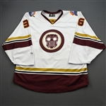 Smith, Jeff<br>MARVEL Star Lord - Worn March 6, 2020 @ Atlanta Gladiators <br>Orlando Solar Bears 2019-20<br>#36 Size: 58G