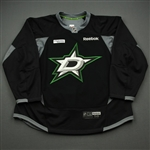 DeFazio, Brandon<br>Black Practice Jersey w/ UT Southwestern Medical Center Patch - CLEARANCE<br>Dallas Stars <br>#51 Size: 58